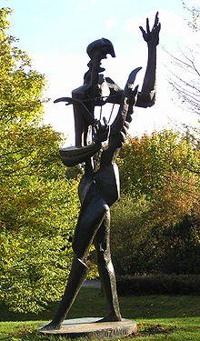 Ossip Zadkine — Wikipédia