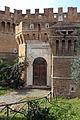 Ostia antica, castello di giulio II, 02.JPG