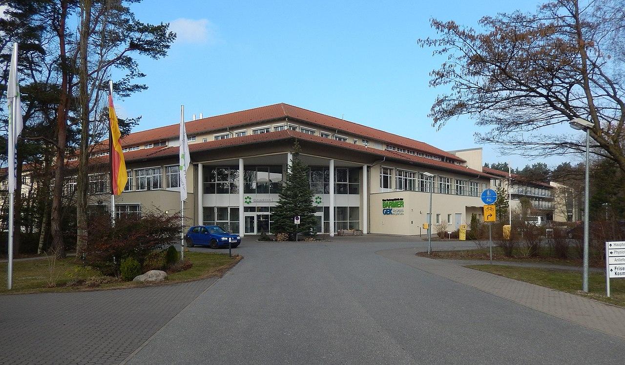 Ostseeklinik Prerow