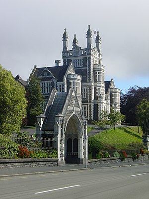 Otago Boys School, Dunedin