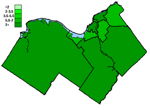 Canadian federal election results in Ottawa - Green Party of Canada