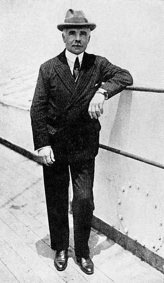 Otto Hermann Kahn - Otto Hermann Kahn, 1922