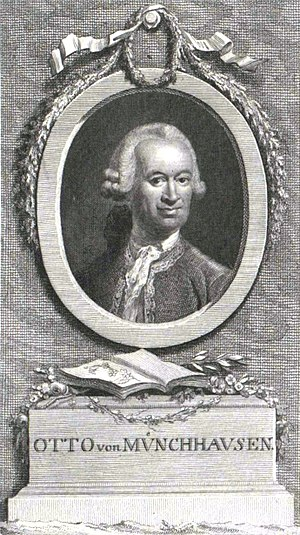 Otto von Münchhausen - Otto von Münchhausen