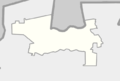 Outline map of Malgobek, on the map of Ingushetia.png