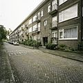 Overzicht van de voorgevels van het woonblok aan de Nazarethstraat - Rotterdam - 20388535 - RCE.jpg