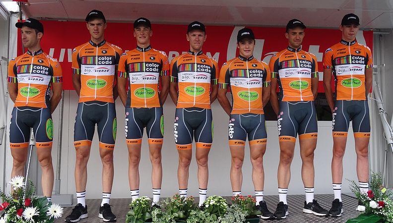Péronnes-lez-Antoing (Antoing) - Tour de Wallonie, étape 2, 27 juillet 2014, départ (C022).JPG