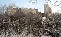 Pörtschach Burgruine Leonstein S-Ansicht 22012006 4108.jpg