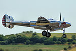 P-38 Lightning - Flying Legends Duxford 2015 (19604419286).jpg