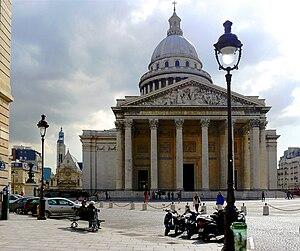 Place du Panthéon - Image: P1010939 Paris V Place du Panthéon reductwk
