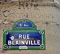 P1230092 Paris V rue Blainville ancien nom rwk.jpg