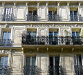 P1240554 Paris XI rue Marcel-Gromaire bd Beamarchais facade rwk.jpg