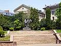 P1640017 вул. Грушевського, Пам'ятник Шевченку.jpg