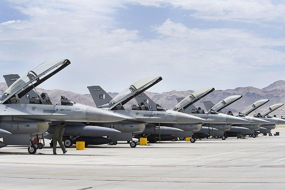 PAF-F16s-RedFlag