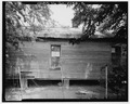 PARTIAL WEST SIDE - Drane's Rental House B, 109 Hudson Lane, Sumter, Sumter County, GA HABS GA,131-AMER,2-3.tif