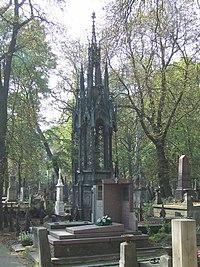 PL Warsaw Stare Powązki grób lilpopów.jpg