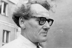 Józef Gosławski (sculptor) - Image: POL Jozef Goslawski 1960