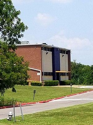 Paul Quinn College - A building on campus