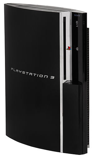 PlayStation 3 models - Original 60 GB model