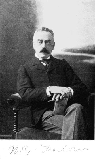 William Gilson Farlow - William Gilson Farlow