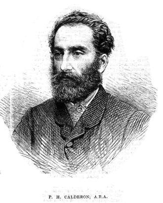 Philip Hermogenes Calderon - Image: P H Calderon