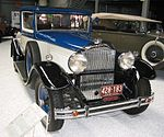 Packard Standard Eight Model 626 Coupe Style 338 1929.JPG