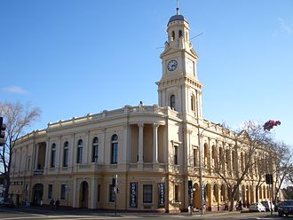 Paddington, New South Wales - Paddington Town Hall