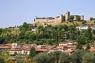 Padenghe sul Garda Comune in Lombardy, Italy