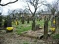 Padiham Parish Church Cemetery - geograph.org.uk - 755041.jpg