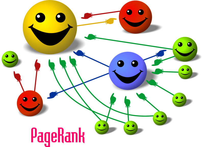 pagerank patent