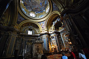 Royal chapel - The Royal Palace of Madrid