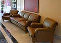 Palau de Frocalló, butaques i sofà.JPG