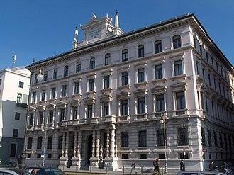 Assicurazioni Generali - Headquarters in Trieste