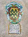 Palazzo vicariale di certaldo, stemma 01 lapi.JPG