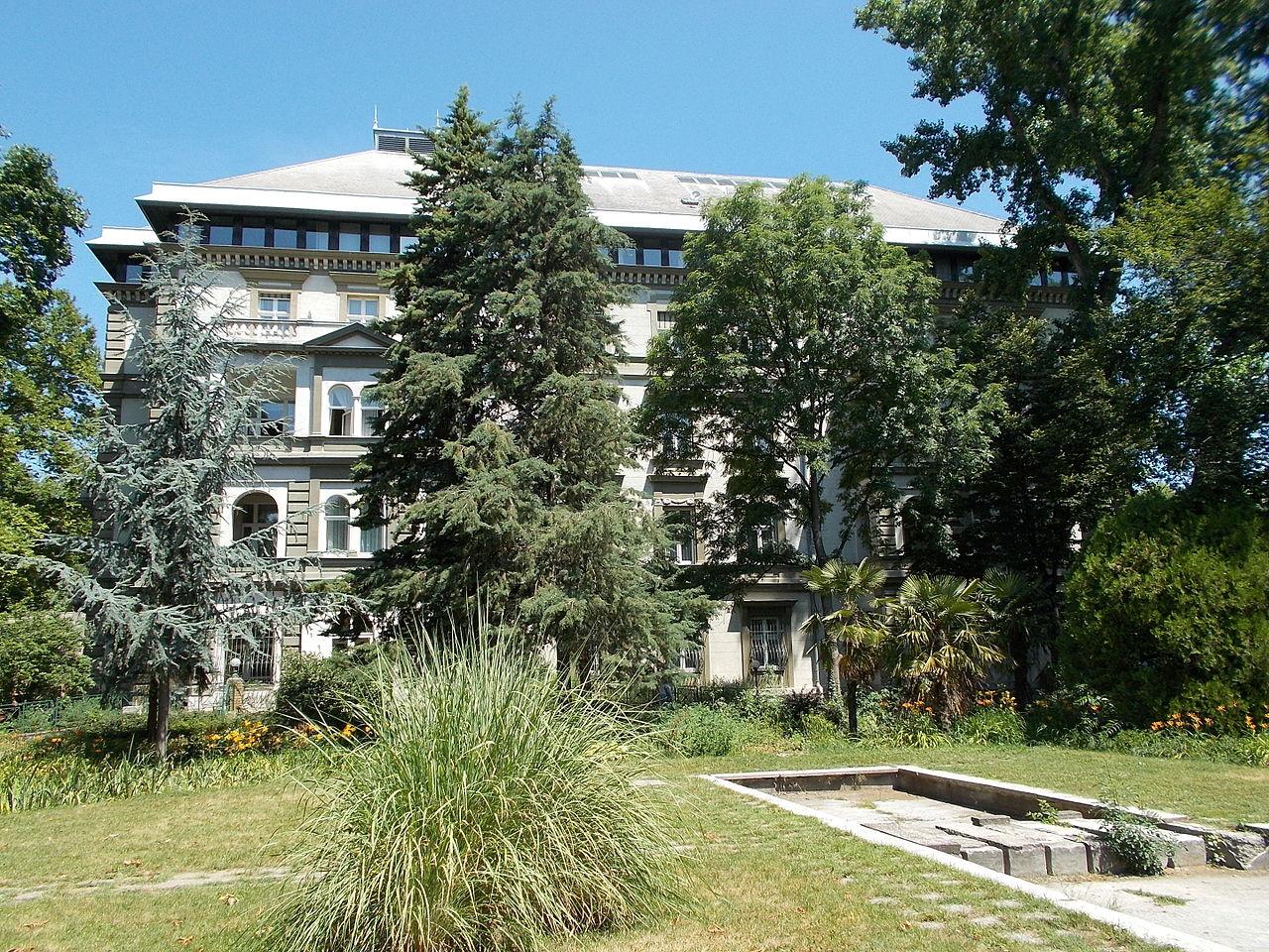 Grand Hotel Margaret Island Budapest