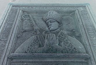 Antipope Clement VIII - Tomb of Antipope Clement VIII in Palma Cathedral
