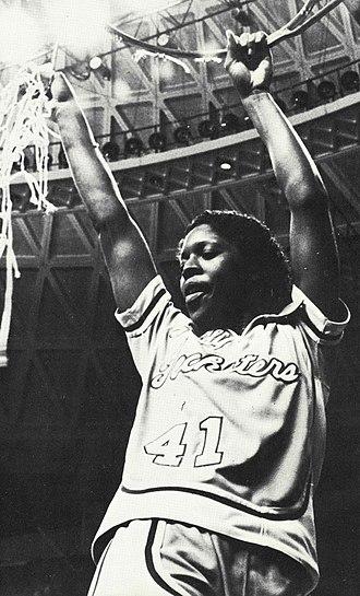 Louisiana Tech Lady Techsters basketball - Pam Kelly