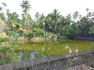 Muthukulam Village in Kerala, India