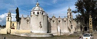 Sanctuary of Atotonilco - Exterior of the Santuario de Jesús Nazareno de Atotonilco