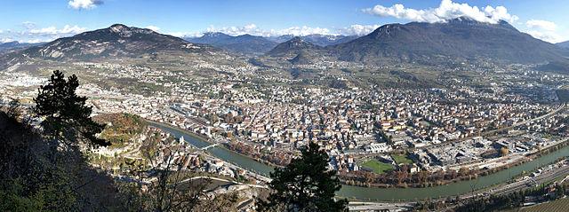 Immagine: Trento.