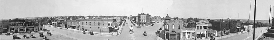 Panorama of Las Vegas, New Mexico (circa 1910-1920) .jpg