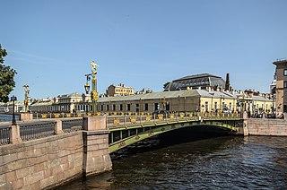 bridge in Russia