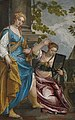 Paolo Veronese (Werkstatt) - Justitia und Prudentia - 447 - Bavarian State Painting Collections.jpg