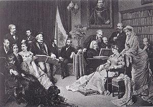 Marie von Schleinitz - Image: Papperitz Wagner