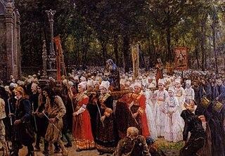 Pardon (ceremony) Breton religious ceremony