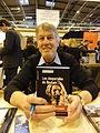 Paris, Salon du Livre 2015 (43) Bernard Thilie.JPG