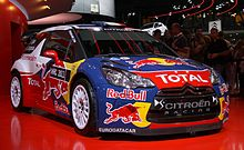 Paris - Mondial de l'automobile 2010 - Citroën WRC 2011 - 001.JPG
