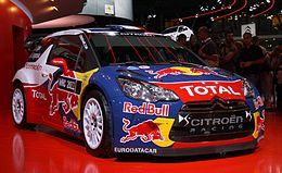 Paris - Mondial de l'automobile 2010 - Citroën WRC 2011 - 001.JPG