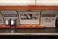 Paris Metro Linie 9 Richelieu-Drouot Bahnsteig.JPG