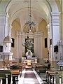 Parish Catholic Church in Navahradak (interior).JPG
