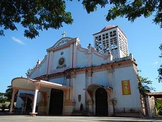 Binalonan, Pangasinan - 1841 Parish of the Holy Child Church